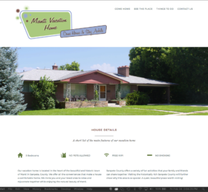 Read more about the article Manti Vacation Home