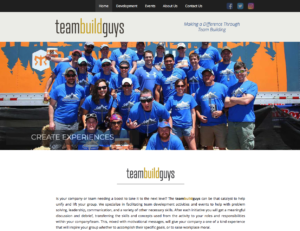 Read more about the article Team Build Guys